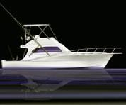 Cavileer 44 hull design