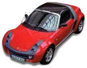 <i>smart roadster</i>