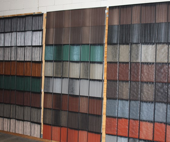 Edco introduced the Infiniti products to the market with great success; the shingle is now available in five colors, and the company says contractors are liking the results.