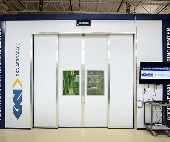 GKN Additive Manufacturing Research Cell