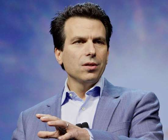 Andrew Anagnost of Autodesk