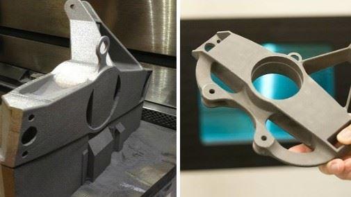 3D-printed bracket