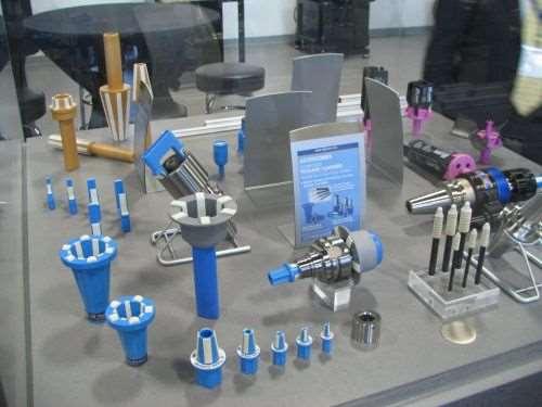 Kaiser product displays