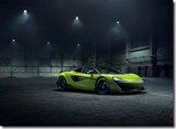 McLaren 600LT Spider: A Study in Composite Rigidity