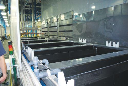 AMF Plating Facility