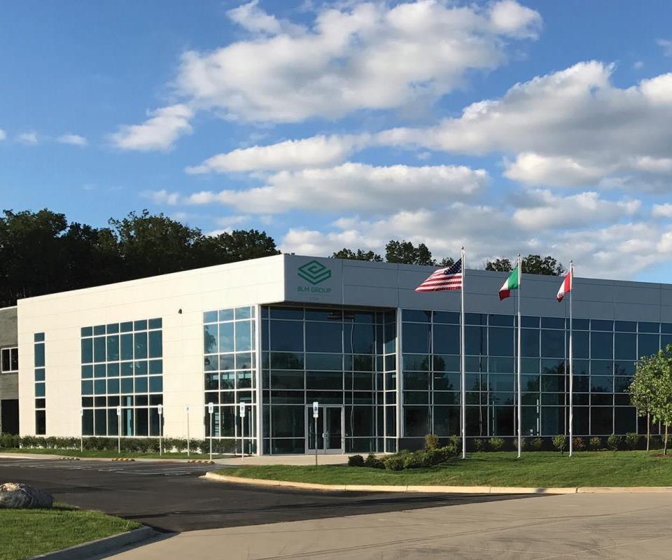 BLM Group headquarters