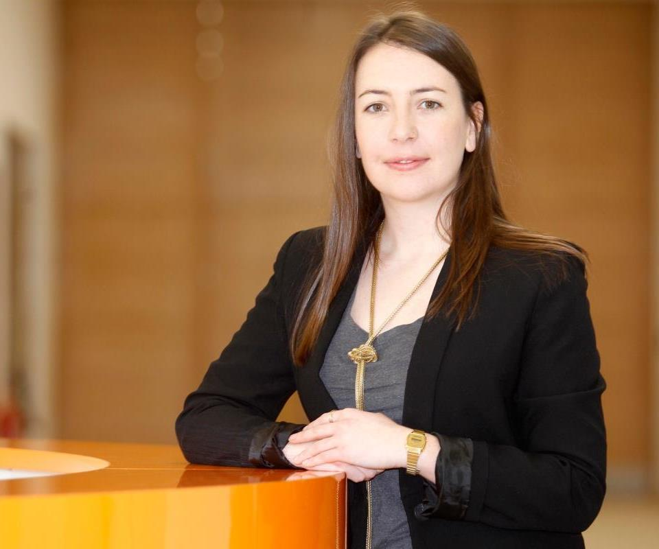 Lucy Ackland of Renishaw