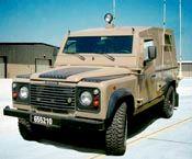 Up-armored <i>David</i>
