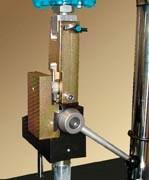 Test frame adapter