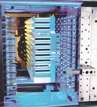 72-cavity version and a 144-cavity system