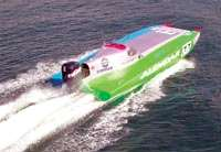 Alemdar powerboat