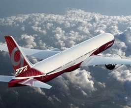 Boeing 777X wings