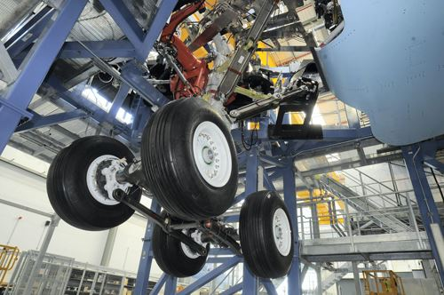 Aerospace anodyzing