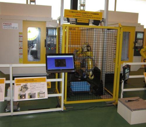 robot bin picking vision
