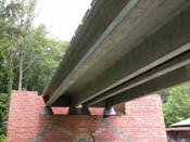 FHWA test bridge