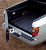Honda Ridgeline box assembly