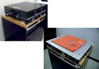 Atec Inc. Double-Vacuum Debulking unit