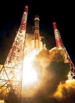 H-IIA No. 7 launch vehicle