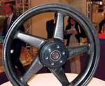 Ducati carbon fiber wheel