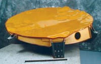 Completed Telkom reflector assembly