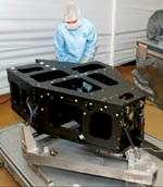WFC3 Optical Bench