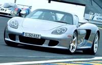 Porsche <i>Carrera GT</i>