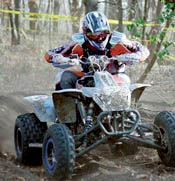 ATV racing wheels