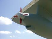 KC767A air intake scoop