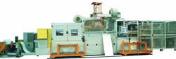 A new automatic roll-fed thermoformer from Eletro-Forming