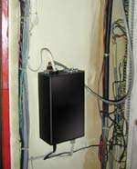A serial port server