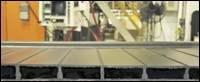 A unique blow molding process