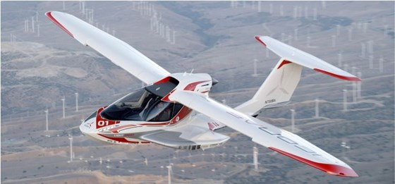 ICON Aircraft first production A5