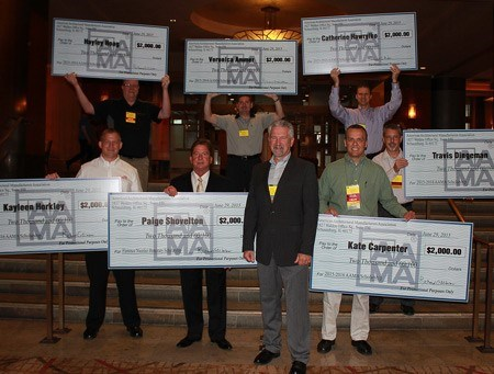 AAMA Scholarship Winners