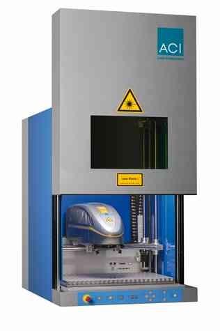 Laser ACI Modelo Professional en Expomaq 2016