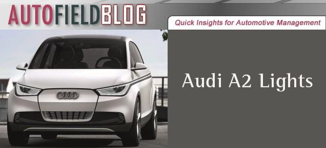 Audi's A7 Plans