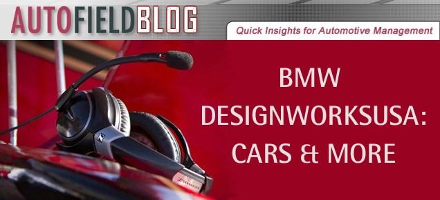 BMW Drives Cultural Examination