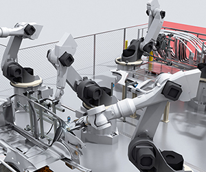 Robot Guidance Systems for Automotive