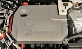 hybrid powertrains