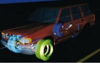 ADAMS/Car CAE software
