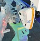 XC65D tri-laser scanner