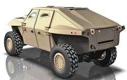Fuel Efficient, Battle-Ready Vehicles