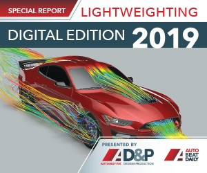 Special Report Lightweighting