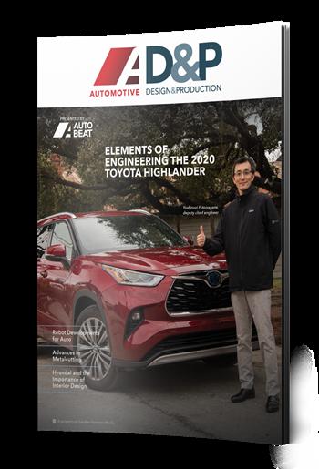 February 2020 Automotive Design & Production