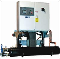 AEC brought out RS1 single-circuit central chillers