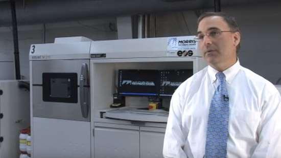 Greg Morris, Morris Technologies