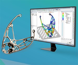 3D Systems 3DXpert for metal 3D printing