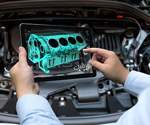Augmented Reality discussed at MT360 manufacturing event