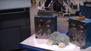 Video: 3D Printing of Injection Molds at Whale