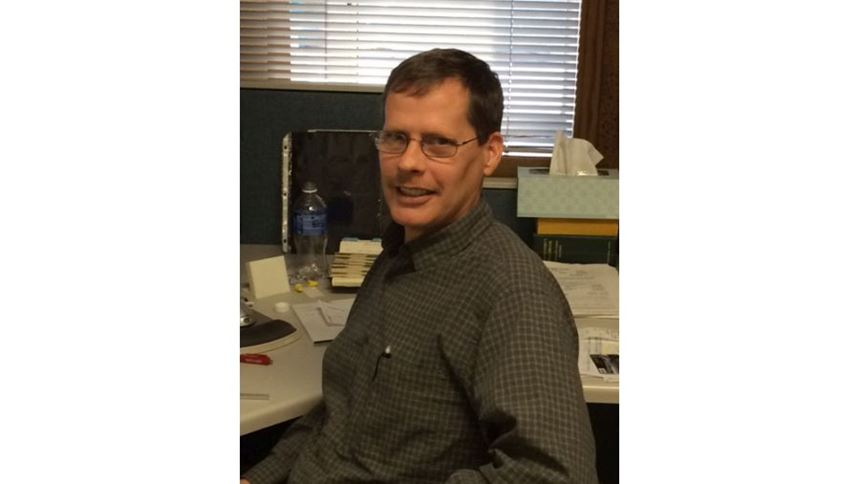 Mark McDonald of Evco Plastics