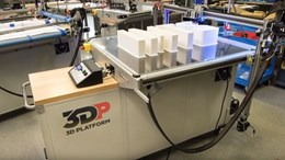 3D Platform 3D printer used for 3d printing functional parts